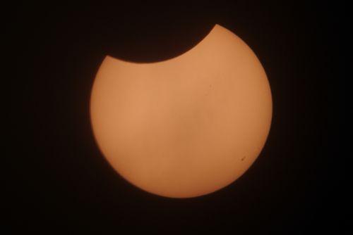 Solar Eclipse 2013 - 4