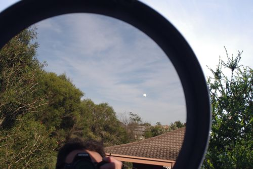 Solar Eclipse 2013 - 3